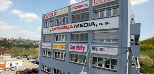 Sídlo vydavatelství Empresa Media.
