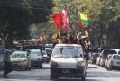 Vojenský převrat v Barmě.