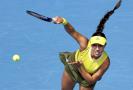 Dosavadní překvapení turnaje Jessica Pegulaová.