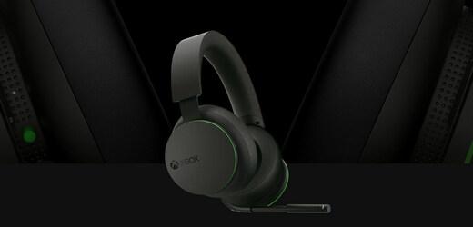 Představena oficiální bezdrátová sluchátka k Xboxu.