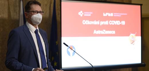 Předseda České vakcinologické společnosti Roman Chlíbek.