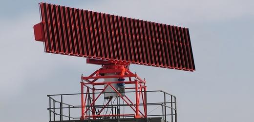 Sekundární přehledový radar.