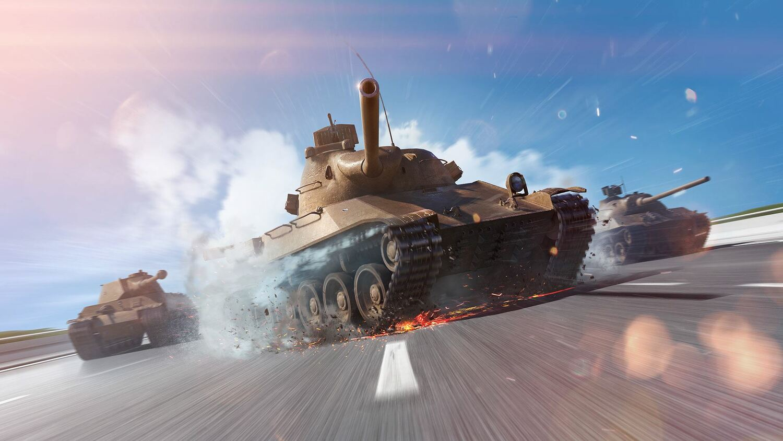 Ambasadorem World of Tanks Blitz je raper Marpo
