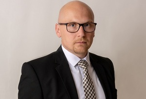 Tomáš Knížek, náměstek ředitele VZP ČR pro informatiku.