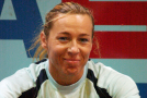 Běžkyně Helena Fuchsová na snímku z roku 2002.