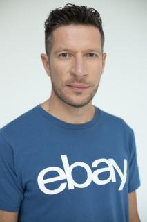 Ilya Kretov, generální ředitel pro eBay na globálních rozvíjejících se trzích.