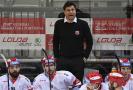 Vladimíra Růžičku vystřídá na hradecké střídačce Tomáš Martinec.