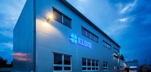 Sídlo pardubické společnosti ELDIS.