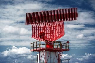 Radar z pardubické firmy Eldis.