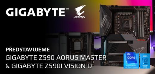 Základní desky od Gigabyte odemknou plný potenciál nových procesorů.