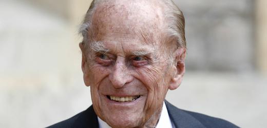 Ve věku 99 let zemřel princ Philip.