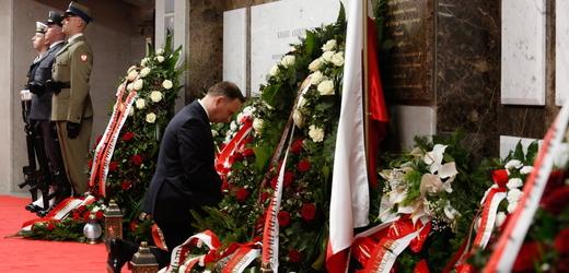 Poláci si připomínají výročí letecké katastrofy u Smolenska