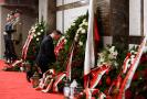 Poláci si připomínají tragickou nehodu u Smolenska (snímek z roku 2018).