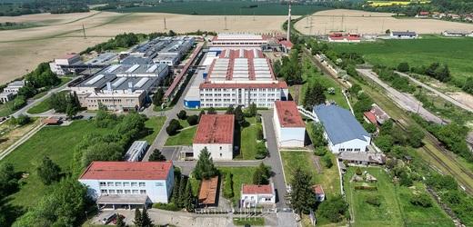 Sídlo třemošnické firmy DAKO-CZ.