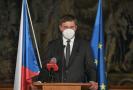 Odvolaný ministr zahraničí Tomáš Petříček (ČSSD).