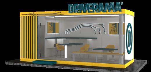 On-line projekt Driverama.