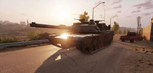Do World of Tanks míří moderní technika.
