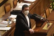 Hamáček oznámil, že do Moskvy neodletí kvůli účasti na jednání vlády