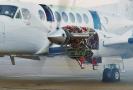 Turbovrtulový motor GE Catalyst, v upraveném letounu King Air 350.