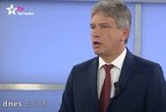 Předvolební Aréna Jaromíra Soukupa s trojicí exkluzivních hostů