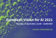 Evropská vize pro umělou inteligenci 2021