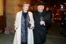 Carmen Mayerová a Petr Kostka.