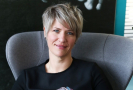 Generální ředitelka české pobočky Tesca Katarína Navrátilová.