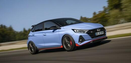 Hyundai i20N.