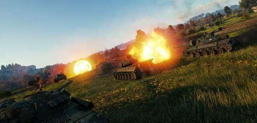 Hra World of Tanks je nyní dostupná na platformě Steam.