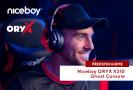 Všestranná herní sluchátka ORYX X310 Ghost k PC i konzoli.