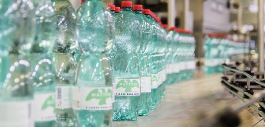 Zálohovaná Mattoni se recykluje z lahve do lahve.