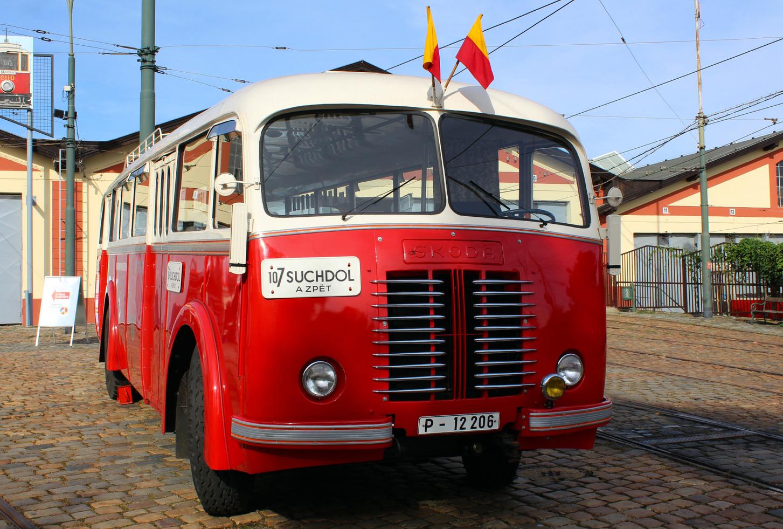 Po přestávce způsobené covidem se opět otevře muzeum MHD v Praze
