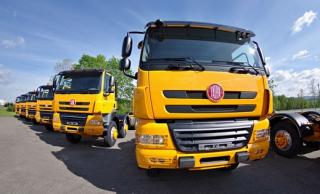 V rámci skupiny se nejvíce dařilo automobilce Tatra Trucks.