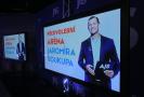 Předvolební Aréna Jaromíra Soukupa.