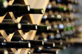 Archivní víno.