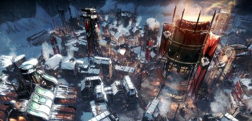 Epic rozdává zdarma postapokalyptickou strategii Frostpunk.