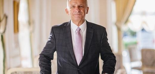 Miroslav Kubec, ředitel lázeňského resortu Reitenberger.