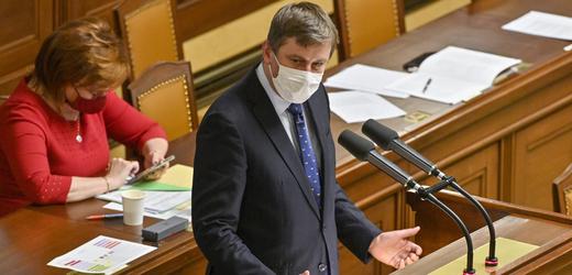Bývalý ministr zahraničí Tomáš Petříček (ČSSD).