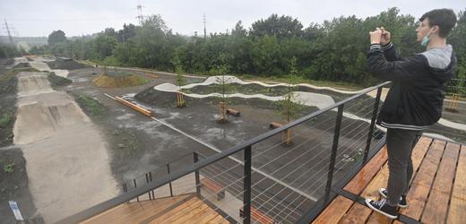 Jezdci se mohou od července vydat do nového bikeparku na Jahodnici