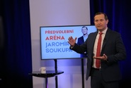 Předvolební Aréna Jaromíra Soukupa s exkluzivními hosty