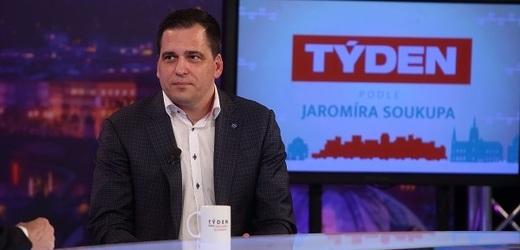 Europoslanec a místopředseda KDU-ČSL Tomáš Zdechovský.