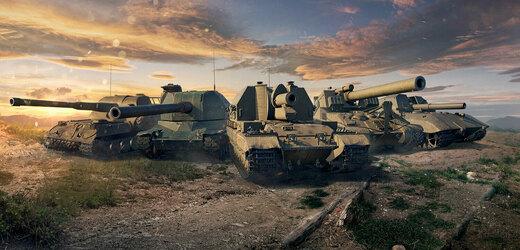 World of Tanks dostává velkou aktualizaci se spoustou nových funkcí.