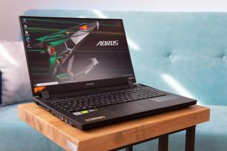 Gigabyte AORUS 17G - nekompromisní výkon na cesty.