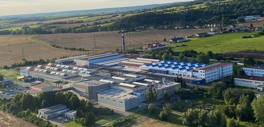 Sídlo společnosti DAKO-CZ v Třemošnici.