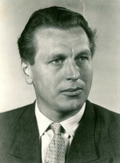 Konstruktér Josef Daněk.