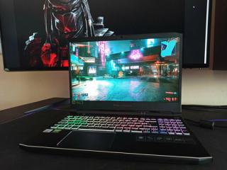 Acer Predator Helios 300 - výkon stolního PC v mobilním řešení.
