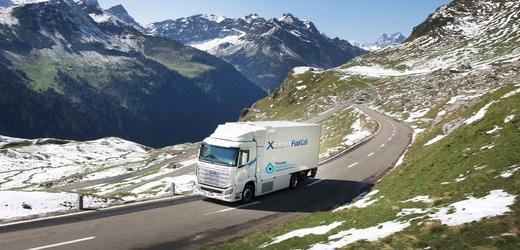 Hyundai XCIENT Fuel Cell s palivovými články mají za sebou milion kilometrů.