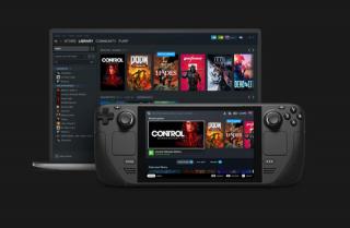 Steam Deck hodlá zatopit Nintendu Switch, konzole přímo od Valve podporuje celou Steam knihovnu.