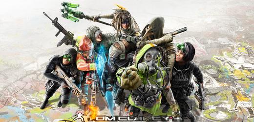 Ubisoft představil zdarma hratelný titul Tom Clancy's XDefiant