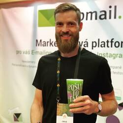 Jakub Stupka, COO a Co-founder marketingové platformy Ecomail.cz.
